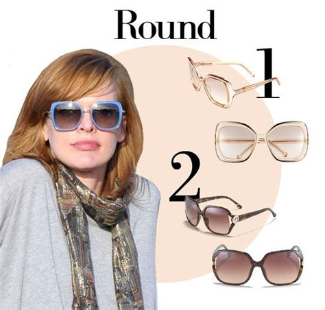 hairstyles for round face with glasses round faces round face shapes and faces on pinterest