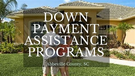 Abbeville County Sc Records Payment Assistance Programs Abbeville County Sc
