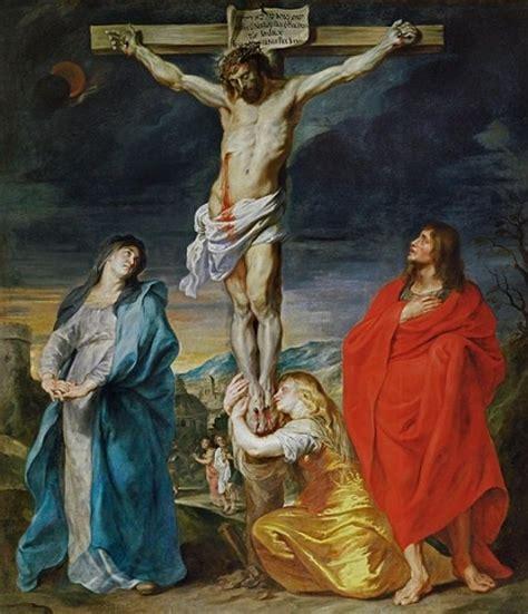 imagenes de jesucristo y maria magdalena anthony van dyck cristo crucificado san juan y mar 237 a