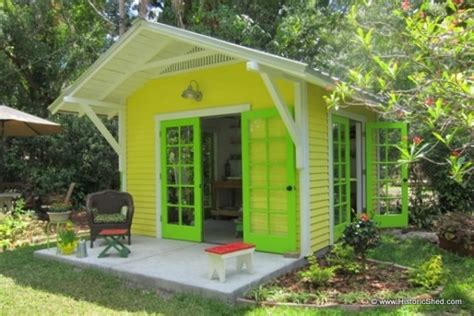 144 sq ft backyard shed studio