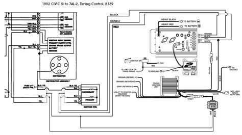 honda crx ignition system schematic get free image about