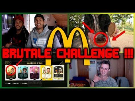 mc donalds challenge fifa 17 mcdonalds challenge mit heftiger bestrafung vs