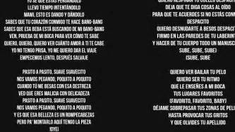 despacito justin lyrics justin bieber despacito lyrics