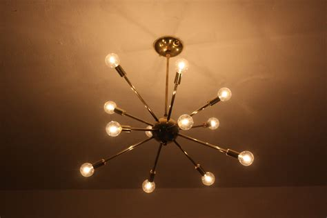 diy sputnik chandelier awsome sputnik chandelier best home decor ideas