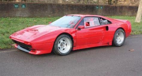 Ferrari Gto 308 by 1980 Ferrari 308 Gtb 308 288 Gto Classic Driver Market