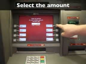 how to use atm machine using a bank machine atm to make a withdrawal