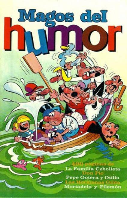 libro magos del humor 185 magos del humor 1971 bruguera 7 ficha de n 250 mero en tebeosfera