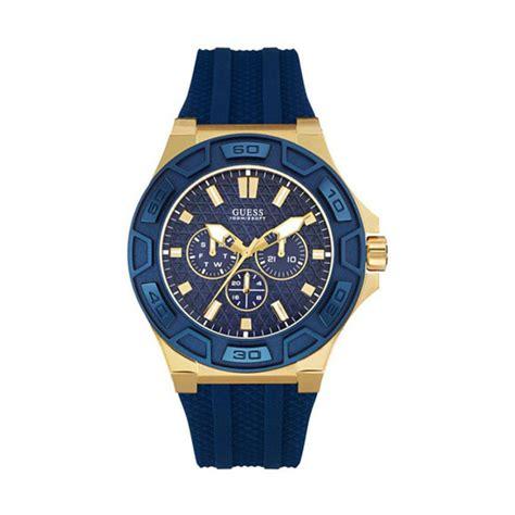 Jam Tangan Pria Guess Mewah Terbatas Grosir jual guess w0674g2 jam tangan pria harga