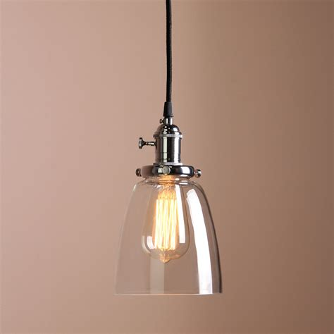 Industrial Glass Pendant Lights Vintage Industrial Ceiling L Cafe Glass Pendant Light Shade Lighting Fixture 163 27 90