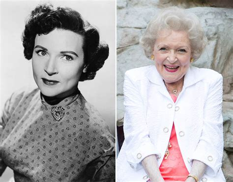 american actresses of the 90s american actress and singer betty white stars in their