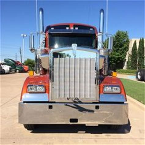 Conventional Trucks W Sleeper For Sale by 2016 Kenworth Icon 900 Heavy Duty Trucks Conventional