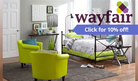 bedroom furniture discounts promo code wayfair promo code save 10 on your entire order