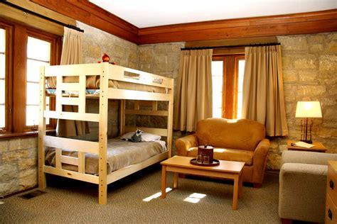 Pere Marquette Cabins by Pere Marquette Lodge Conference Center Grafton Il See
