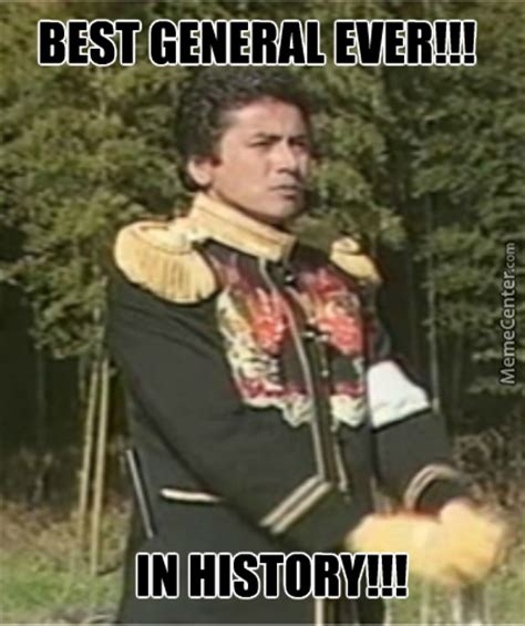 Castle Memes - takeshi s castle 1 general tani by flyingspaghettimonster