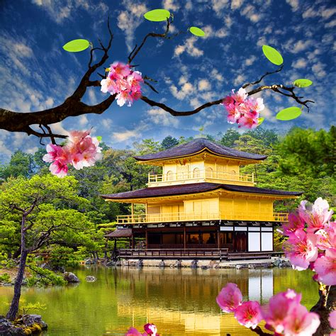 Fond D Ecran Jardin Japonais