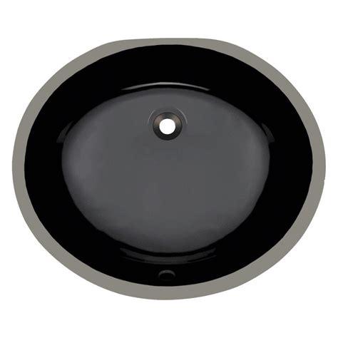 mr direct bathroom sinks mr direct undermount porcelain bathroom sink in black upm