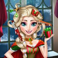 haircut games unblocked elsa christmas real haircuts game play best free games
