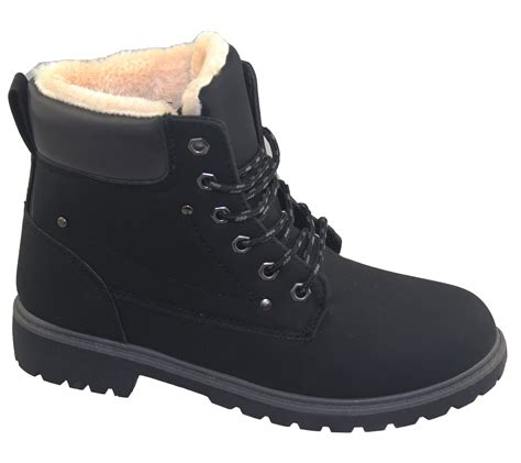 boots shoes womens work boots womens hiking boots womens warm ankle boots combat hiking work high top desert
