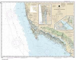 themapstore noaa charts florida gulf of mexico 11429