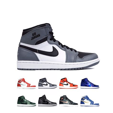 retro nike basketball shoes nike air 1 retro high basketball shoes s ebay