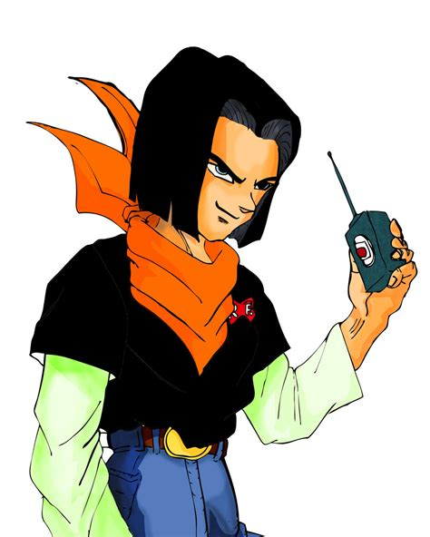 z android z android 17 by jerome13001 on deviantart