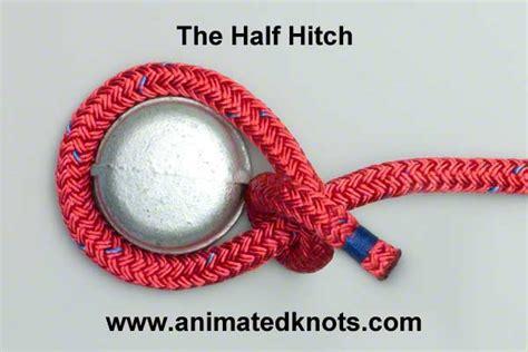 Hitch Knot - hitch knot