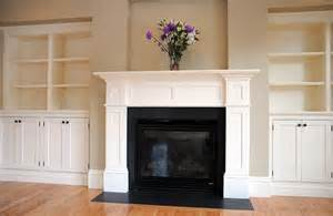Gas Fireplace Built In by Building A Fireplace For An Electric Insert How To