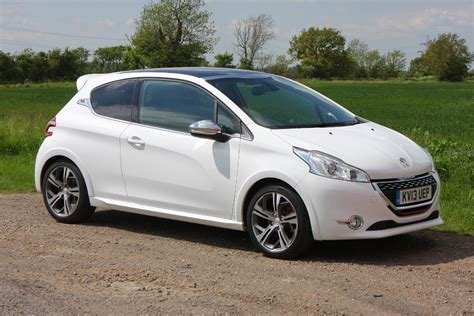 peugeot fast the best fast and economical cars parkers