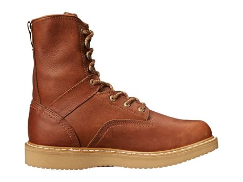boot wedge 8 quot lace up at zappos