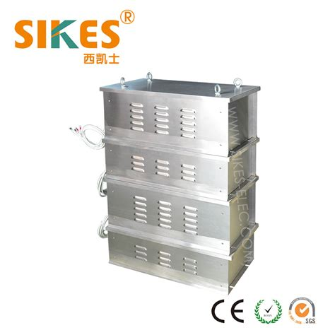 High Point Metal Cupboard Granada Afsldg stainless steel resistor cabinet 92kw ip54 dedicated for port crane industrial elevator