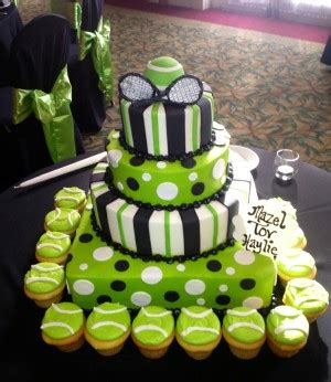 tennis themed cake decorations bar mitzvah celebration bar mitzvah bar mitzvah