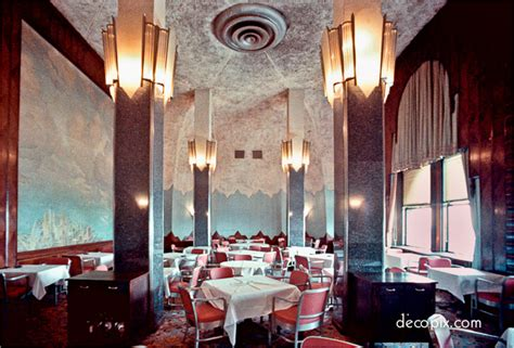 the cloud room top 10 secrets of the chrysler building in nyc untapped cities