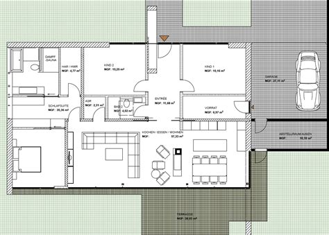 bungalow architektur modernes wohnen auf einer ebene bungalow bauen