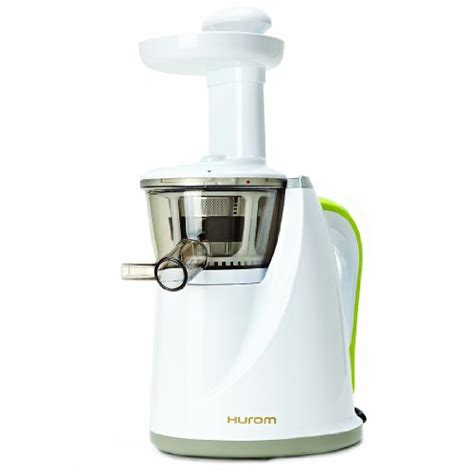 Hurom Juicer Hu 400 hurom refurbished juicer white hu 100 series best