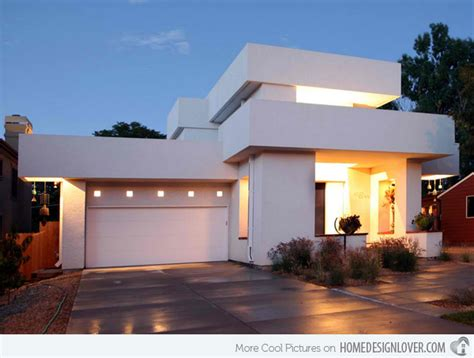 20 contemporary attached garage design decoration for house