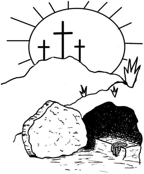 easter coloring pages for church religious easter coloring pages to and print for free