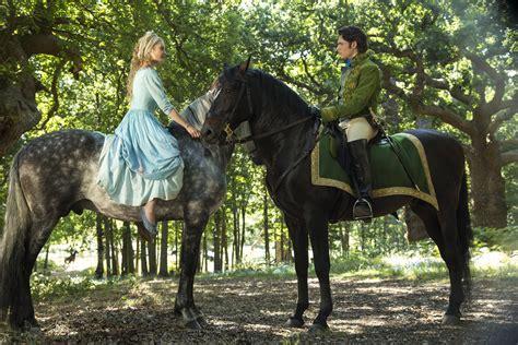 cinderella film horse richard madden talks disney s cinderella and romeo and