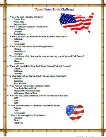 quiz questions usa united states trivia challenge will test your knowledge of