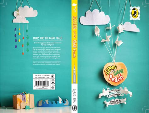 design brief book cover james and the giant peach emily carr university