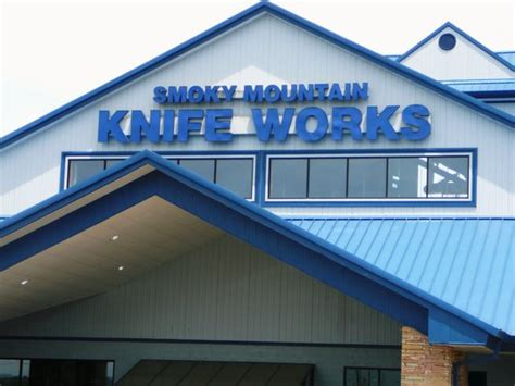 sevierville knife store smoky mountain knife works sevierville tn hours
