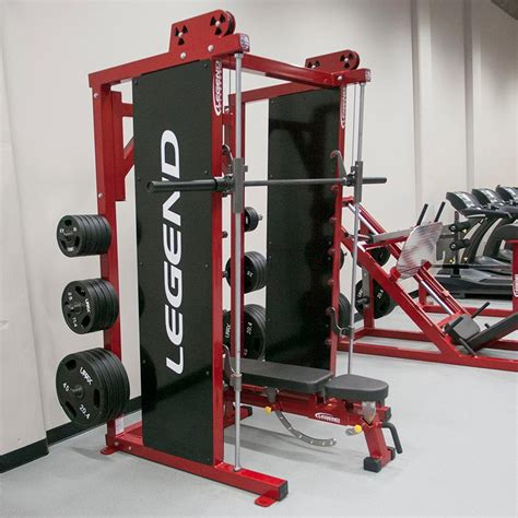 Alat Fitness Smith Machine Smith Machine Legend Fitness