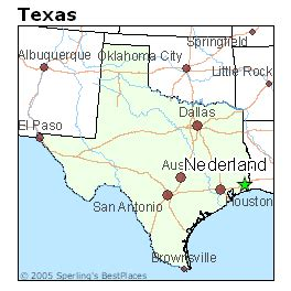 nederland texas map best places to live in nederland texas