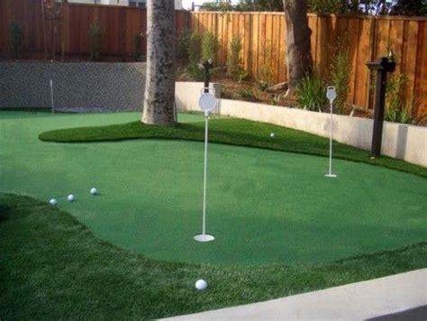 Backyard Putting Green Ideas Best 25 Backyard Putting Green Ideas On Pinterest Golf Green Outdoor Putting Green And