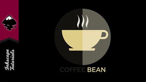 inkscape tutorial create logo inkscape tutorial create a vector coffee cup logo
