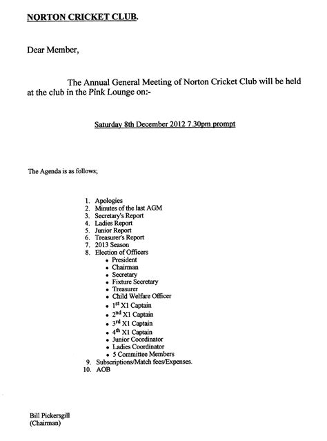100 agm agenda template 205 professional meeting