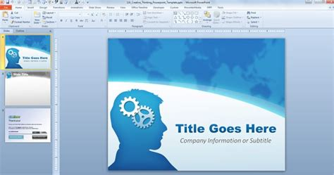 microsoft powerpoint free templates business plan template