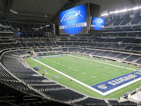 at t stadium section 328 dallas cowboys rateyourseats