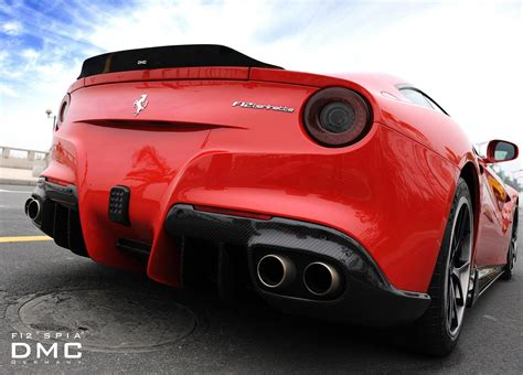 ferrari f12 back ferrari f12 berlinetta spia by dmc autoevolution