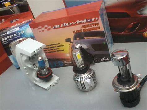 Lu Led Mobil Autovision komparasi lu hid led halogen autovision berita
