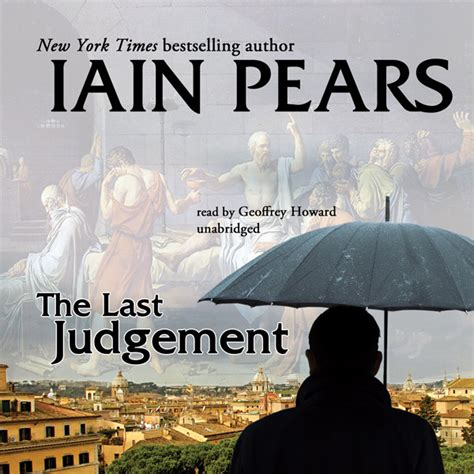 the last judgment books the last judgement audiobook by iain pears for